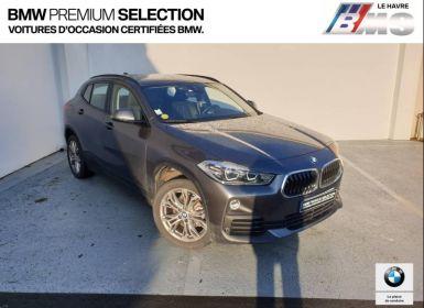 Vente BMW X2 sDrive18dA 150ch Lounge Occasion