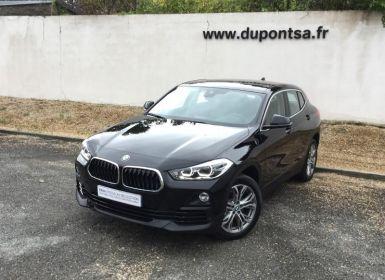 Achat BMW X2 sDrive18dA 150ch Lounge Euro6d-T Occasion
