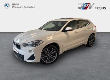 BMW X2 sDrive18dA 150ch M Sport