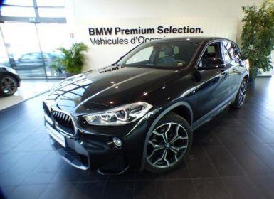 Vente BMW X2 sDrive18dA 150ch M Sport X Occasion