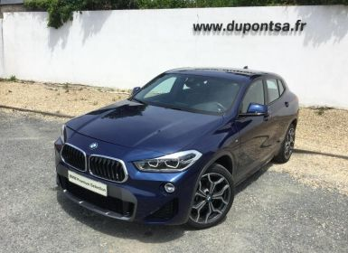 Acheter BMW X2 sDrive18dA 150ch M Sport X Occasion