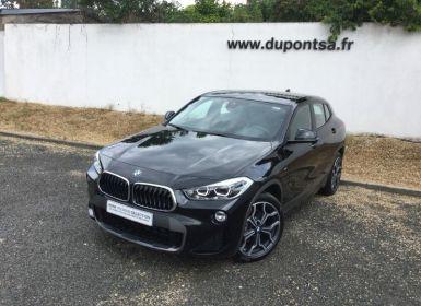 Achat BMW X2 sDrive18dA 150ch M Sport X Euro6d-T 114g Occasion