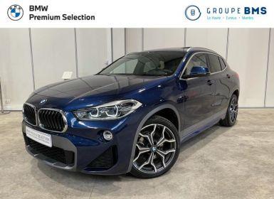 Vente BMW X2 sDrive18dA 150ch M Sport X Euro6d-T 118g Occasion