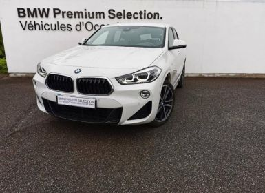 BMW X2 sDrive18i 140ch M Sport Euro6d-T 129g