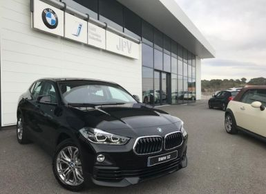 Voiture BMW X2 sDrive18iA 140ch Lounge Plus DKG7 Euro6d-T Occasion