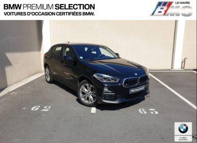 Vente BMW X2 sDrive18iA 140ch Lounge Plus DKG7 Euro6d-T Occasion