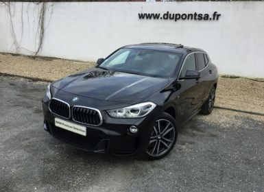 Voiture BMW X2 sDrive18iA 140ch M Sport DKG7 Occasion