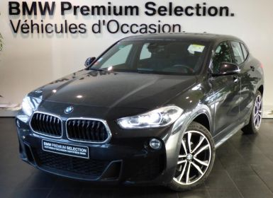 BMW X2 sDrive18iA 140ch M Sport DKG7 Euro6d-T Occasion