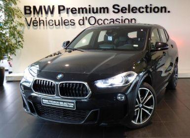 Vente BMW X2 sDrive18iA 140ch M Sport DKG7 Euro6d-T 129g Occasion