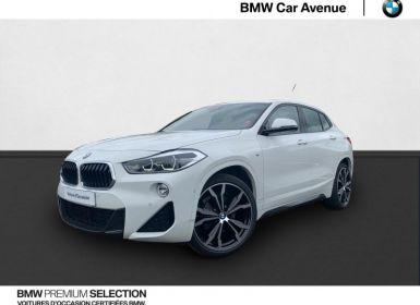 Achat BMW X2 sDrive18iA 140ch M Sport X DKG7 Euro6d-T 129g Occasion