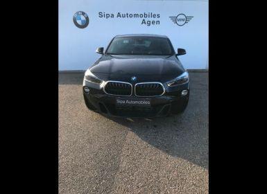 Vente BMW X2 sDrive20dA 190ch M Sport Euro6d-T Occasion