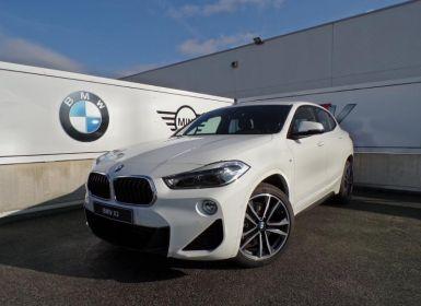 BMW X2 sDrive20dA 190ch M Sport Euro6d-T