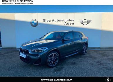 Vente BMW X2 sDrive20iA 192ch M Sport DKG7 Euro6d-T 128g Occasion