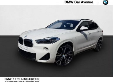 BMW X2 sDrive20iA 192ch M Sport DKG7 Euro6d-T 128g Occasion