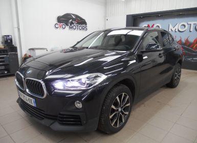 BMW X2 X2 S DRIVE LOUNGE EDITION 18D 150 CV BOITE AUTO Occasion