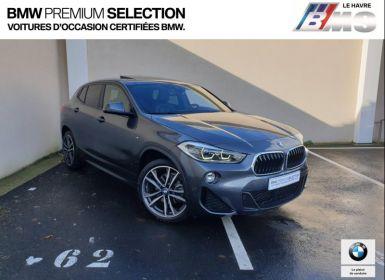 Voiture BMW X2 xDrive18d 150ch M Sport Euro6d-T Occasion