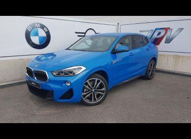 Voiture BMW X2 xDrive20dA 190ch M Sport Euro6d-T Occasion