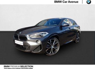 BMW X2 xDrive20dA 190ch M Sport Euro6d-T Occasion
