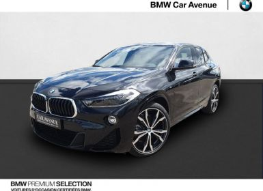 Vente BMW X2 xDrive20dA 190ch M Sport Euro6d-T Occasion
