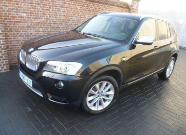 Vente BMW X3 1.8 s-drive 'luxury' Occasion