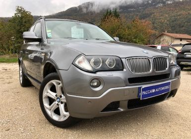 Vente BMW X3 2.0 177cv Pack Luxe Occasion