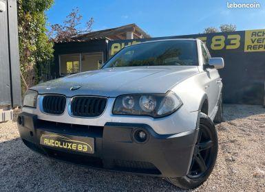Vente BMW X3 2.0 d 150 cv CT OK GARANTIE Occasion