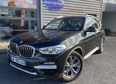 Vente BMW X3 2.0 D 190CH BVA X-LINE Occasion