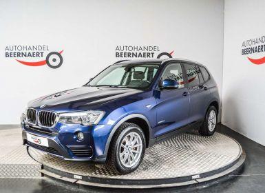 BMW X3 2.0 d sDrive18 / 1eigenr / Leder / Camera / Navi / Cruise...