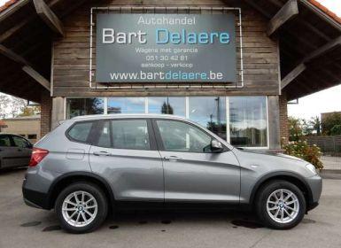 Vente BMW X3 2.0 d sDrive18 automaat Occasion