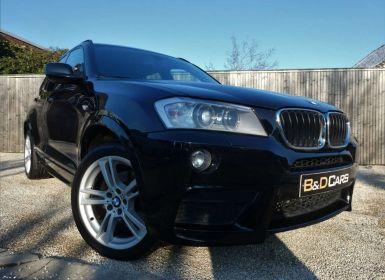 Achat BMW X3 2.0 d sDrive18 M-PAKKET Occasion