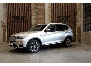 Vente BMW X3 2,0 DA - Full - Leder - Navi - Pano - Eur6! Occasion