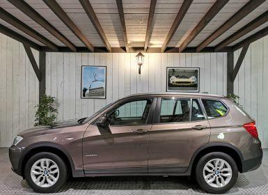 Vente BMW X3 20 XDA 184 CV EXCELLIS BVA Occasion