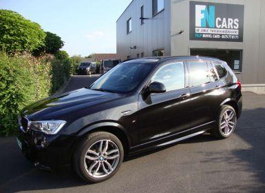 Achat BMW X3 2.0d , verkocht, vendu, sold .. aut, M-sport, 2017 Occasion