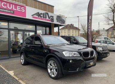 BMW X3 20D 184  Luxe BVA