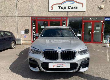 Vente BMW X3 20D XDRIVE M-SPORT NAVI PRO 20 CAMERA Occasion