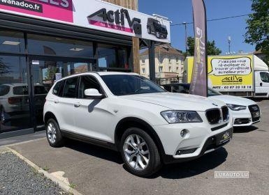 Vente BMW X3 20dA 184 Luxury Line xDrive Occasion