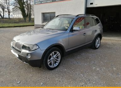 Vente BMW X3 3.0 SD 285 LUXE XDRIVE Occasion
