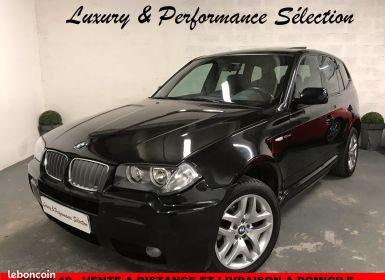 Vente BMW X3 3,0 si 30i 6 CYLINDRES 272ch M SPORT 98000km EXCELLENT ETAT Occasion