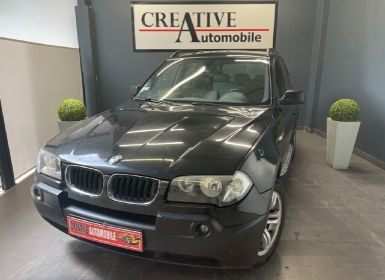 Vente BMW X3 3.0d 204 CV VENTE A PRO UNIQUEMENT Occasion
