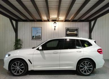Vente BMW X3 30DA 265 CV M SPORT XDRIVE Occasion