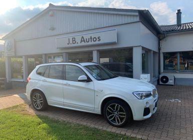 BMW X3 35 xd 313 ch MSPORT Occasion