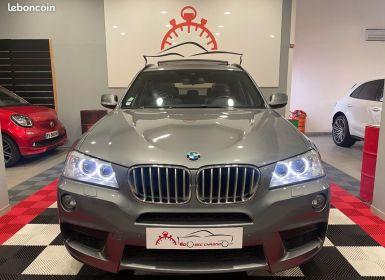 Vente BMW X3 35d m xdrive 3.0 313cv Occasion