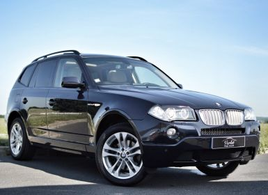 Vente BMW X3 BMW X3 E83 LCI XDRIVE 3.0 SD L6 286ch STEPTRONIC véritable 1ère main EXCLUSIVE Occasion
