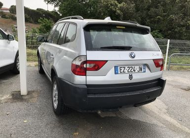 Achat BMW X3 (E83) 2.0D 150CH LUXE Occasion