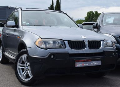 BMW X3 (E83) 3.0D 204CH LUXE