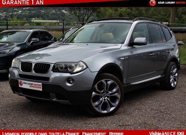 Vente BMW X3 E83 LCI 2.0 D X DRIVE 163 CV LUXE BVA Occasion