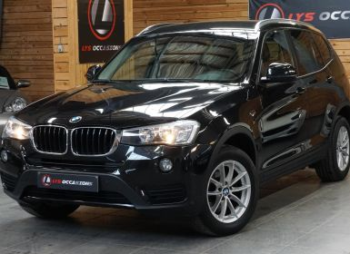 Vente BMW X3 (F25) (2) SDRIVE18D BUSINESS Occasion
