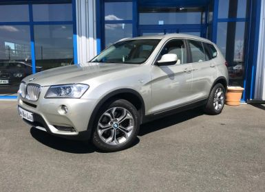 Voiture BMW X3 F25 (F25) XDRIVE30DA 258 LUXE Occasion