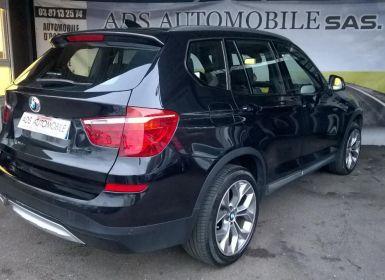 Achat BMW X3 F25 LCI XDRIVE30D 258CH xLine A Occasion