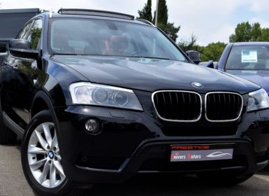 BMW X3 (F25) SDRIVE18D 143CH LUXE Occasion